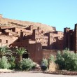 Stock Photo: Kasbah Ait ben haddou in Morocco