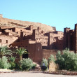 The Kasbah Ait ben haddou in Morocco — Stock Photo