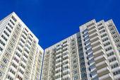 Modern high rise building — Stock Photo