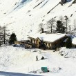 France. Ski resort Val d'Izere - ストック写真