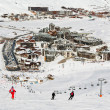Ski resort Tignes. France — Stock Photo #1274847