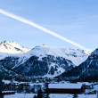 Stockfoto: France. Ski resort Val d'Izere