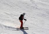 Sciatore — Foto Stock