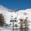 Ski resort Madonna di Campiglio. Italy — Stock Photo #1336259