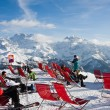 Ski resort Madonna di Campiglio. Italy - Foto de Stock  