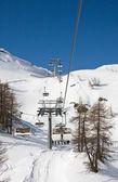 Ski resort Madonna di Campiglio. Italy — Stock Photo