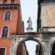 Statue of Fracastoro , Verona — Stock Photo