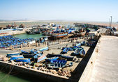 Port Essaouira, Morocco — Stock Photo