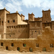 The Kasbah  in Morocco — Stock Photo