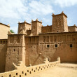 The Kasbah  in Morocco - Stock Photo