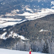 Stock Photo: Ski resort Schladming . Austria