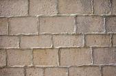 Masonry of the walls of stone — Stock Photo