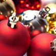 Stock Photo: Christmas-tree ball