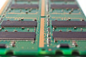 Computer memory module — Stock Photo