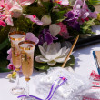 Wedding table — Stock Photo #1197286