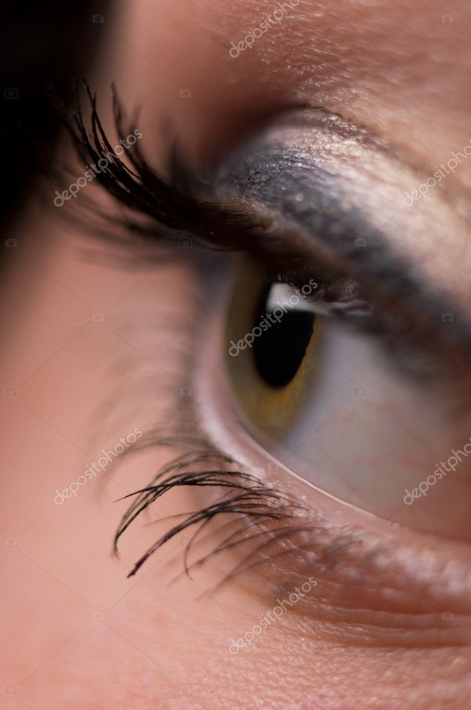 Eye  — Stock Photo #1191740