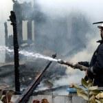 Fireman — Stock Photo #1508561