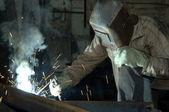 Metalworker — Stock Photo