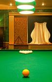 Billiards — Stock Photo