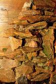 Decorative stonework — Stock Photo