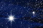 Stars and astronomy background. Far galaxy — Stock Photo