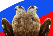 Symbol of Russia — Stock Photo