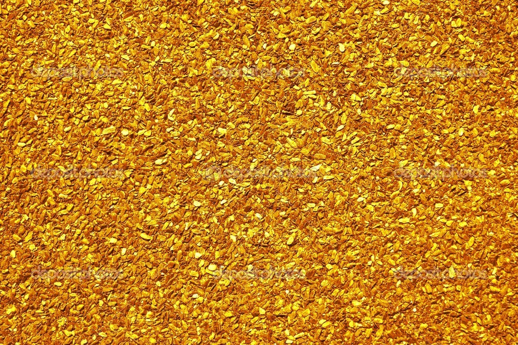 Scattering of small nuggets of gold  Stock Photo #1084844