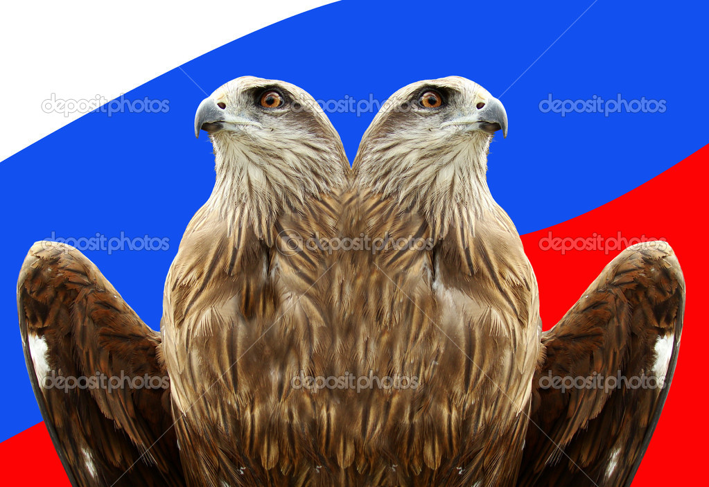 Symbol of Russia — Stock Photo #1087262