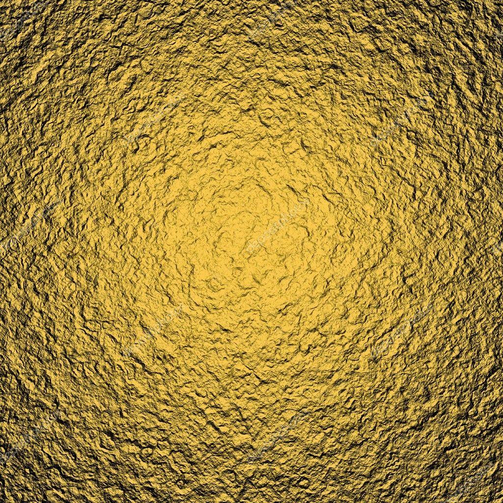 Brass Metal Texture Texture of Yellow Metal of