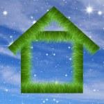 Green house — Stock Photo