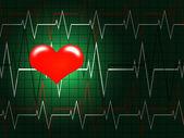 Cardiology concept. — Stock Photo