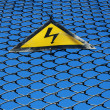 Royalty-Free Stock Photo: Danger: electricity