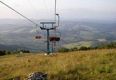 Ski-lift — Stock Photo
