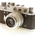 Old camera — Stock Photo #1081936