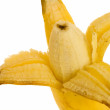 Royalty-Free Stock Photo: Opened banana