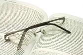 本の眼鏡 — ストック写真