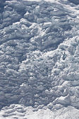 Endless icefall — Stock Photo