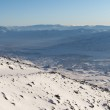 Winter mountain panorama from Mount Arar — Stock Photo #1174124
