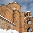 Armenian church at Akdamar, Turkey — Stock Photo
