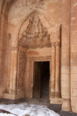 Entrance to Ishak Pasha Palace, Eastern — Stock Photo