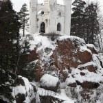 Ludwigsburg chapel in Mon Repos park — Stock Photo