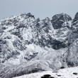 Стоковое фото: Mountains after snowfall, Himalaya, Nepa