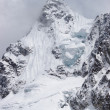 Stock Photo: Ice summit, Himalayas, Nepal