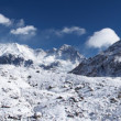Himalaya mountain panorama, Nepal — Stockfoto
