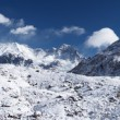 Himalaya mountain panorama, Nepal — Stockfoto #1213856