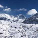 Himalaya mountain panorama, Nepal — Stockfoto