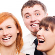 Happy friends — Stock Photo #1073424