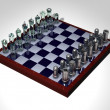 Chessboard — Stock Photo