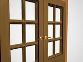 Door1 — Stock Photo
