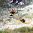 Rafting — Stock Photo #1208119